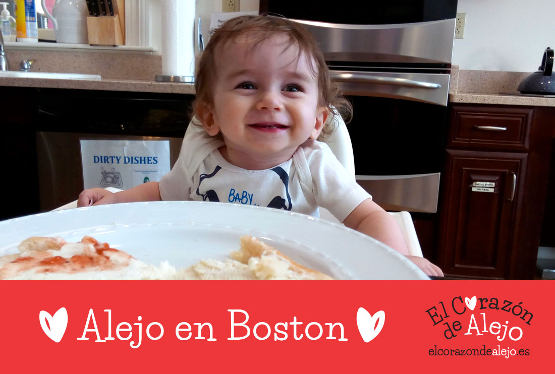 El corazon de Alejo - Alejo en Boston