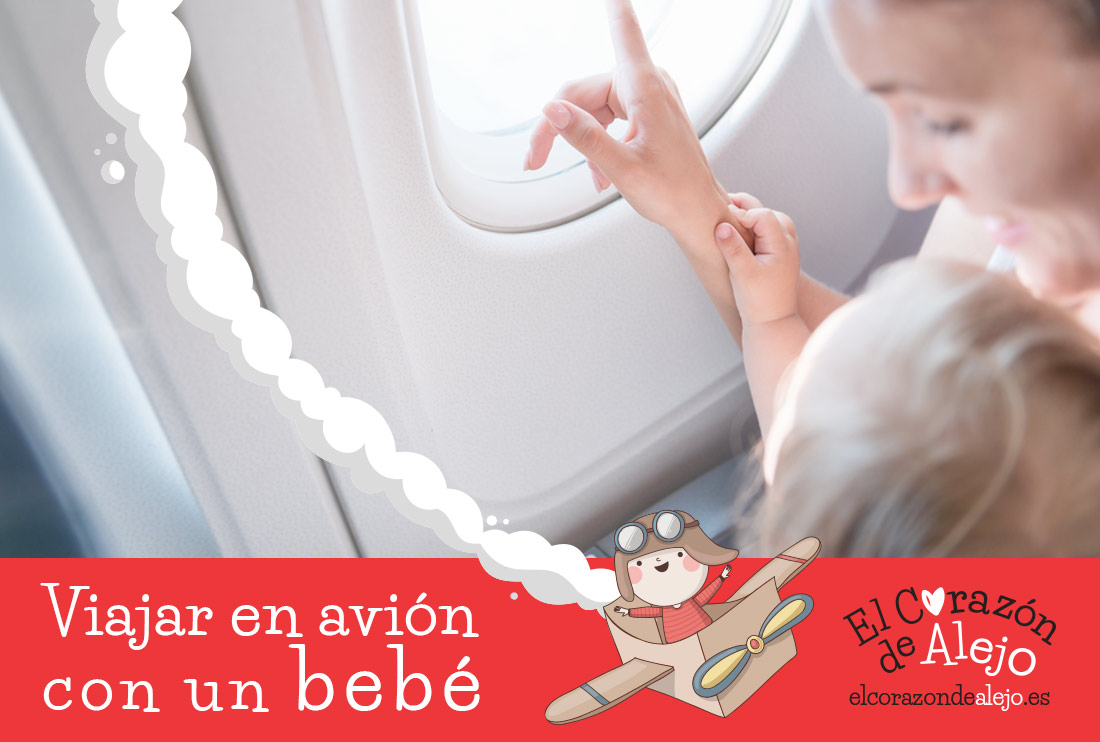 Viajar en Avion con un Bebe - Iberia- Boston Hospital